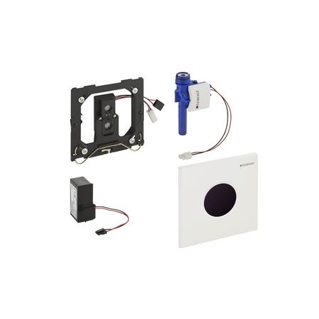 geberit hytronic urinalsteuerung ber hrungslos infrarot netz design sigma01 wei alpin. Black Bedroom Furniture Sets. Home Design Ideas
