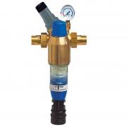 Trinkwasser-Filter mit Druckminderer