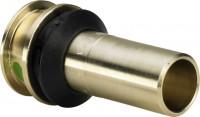 Viega Raxofix Einsteckstück auf metallische Systeme