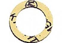 """Verschraubungs-Dichtung 1"""" 10-Stück Packung, 32x44 mm"""