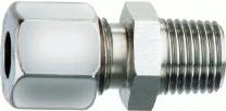 """GOK Schneidring-Verschraubung 8 mm x 3/8"""" AG"""