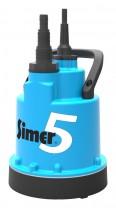 JUNG Schmutzwasserpumpe SIMER 5, 230V OD6601G-05