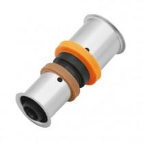 KAN-press Kupplung 20 x 16 mm reduziert, K-070301