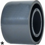 PVC-Reduktion 25 x 20 mm kurz PN 16