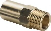 """Sanpress Einsteckstück 15 mm x 1/2"""" AG Modell 2211.1"""