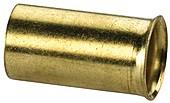Simplex Messing-Stützhülse für Cu-Rohr 15 x 1,0 mm