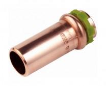 SudoPress Kupfer Reduzierstück 35 mm x 22 mm VC243