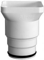 AIRFIT Plus Trichtersifon DN 50 - 125 aus PP, Modell  50126TS