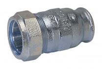 """GEBO Klemmverschraubung 3/4"""" x 26,9 mm mit Innengewinde, Serie 150, Typ I"""