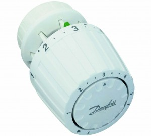 Danfoss Fühlerelement RA 2990 eingebauter Fühler 013G2990
