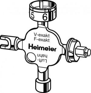 Heimeier Universalschlüssel 0530-01.433