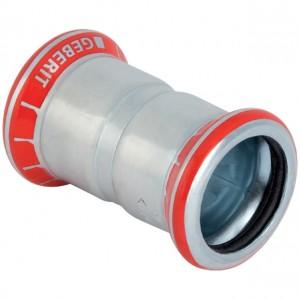 Mapress C-Stahl Muffe 15 mm