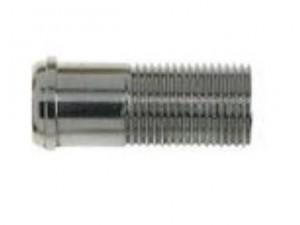 """Heimeier Schraubnippel lang 3/4"""" 52,5 mm vernickelt 2201-03.010"""
