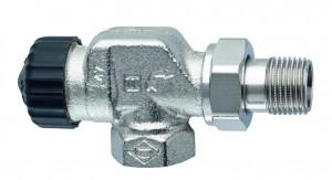 "Heimeier Thermostatventil 1/2"" Axial Standard"