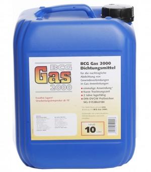 BCG Gas 2000 Dichtungsmittel Inhalt 10 Liter