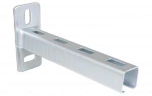 BIS RapidRail Wandkonsole WM1, Profil 30 x 15 mm, Länge 200 mm, 6603120