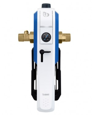"BWT Filter E1 Neu HWS 1"" Einhebelfilter mit Druckminderer DN 25, 40385"