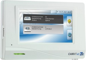TA CAN-Monitor CAN-MTx2