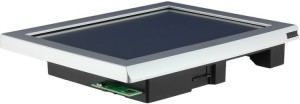 TA CAN-Touch mit Sensormodul, Gehäuse silber