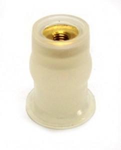Duravit Kunststoffdübel für WC-Befestigung 0050501000