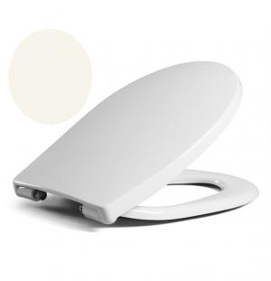 HARO Passat SoftClose Premium WC-Sitz, Farbe edelweiß, 512135