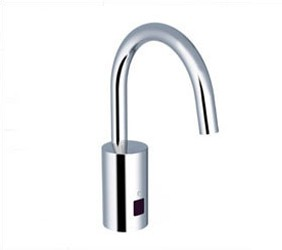 IQUA / Conti loopino Waschtischarmatur G10, Infrarot-Sensor, Batteriebetrieben chrom