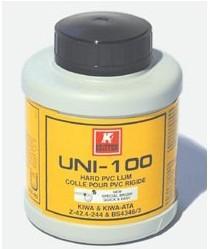 Griffon UNI 100 PVC-Kleber 250 Gramm mit Pinsel
