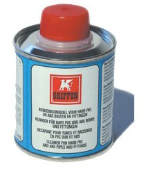 Griffon PVC-Reiniger 125 ml
