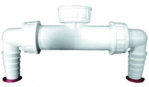 Hutterer & Lechner Waschgeräte-Doppelanschluss