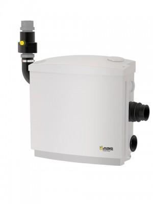 Jung Hebefix Plus Schmutzwasserhebeanlage incl. Pumpe JP44544