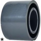 PVC-Reduktion 50 x 40 mm kurz PN 16