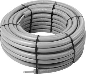 Viega Raxinox Edelstahlrohr 16 x 2,2 mm Ring 50 Meter, Modell 4402.4 mit 13 mm Dämmung