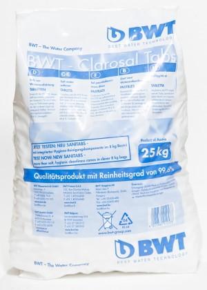 Regeneriersalz-Tabletten 25 kg