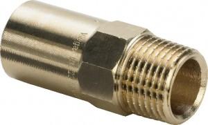 """Sanpress Einsteckstück 12 mm x 1/2"""" AG Modell 2211.1"""