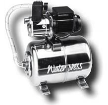 Jung Hauswasserwerk Superinox 60/50 C, Modell N5209680