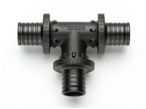 REHAU Rautitan PX T-Stück, egal 16mm, 160031-001