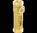 """Taco-Setter Inline 100 DN 15 0,6-2,4 l/min, 3/4"""" AG x 3/4"""" AG, 223.1233.000"""