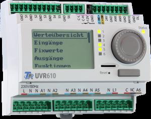 Technische Alternative UVR610 Universalregelung mit Display