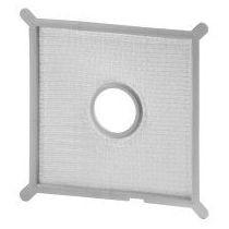 Helios Ersatzluftfilter für Ventilatoreinsätze, ELF-ELSD, 2-Stück-Packung, 0587
