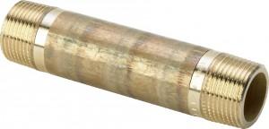 "Viega Rotguss Langnippel 1/2"" x 80 mm Nr. 3530"