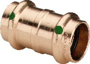 Sanpress Muffe 22 mm Modell 2215