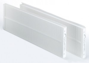 Zehnder Filterset ComfoAir Q 350/450/600 F7/G4 2-Stück-Packung 400502013