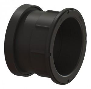 Kessel PVC Zulaufstutzen komplett DN 100, 39100