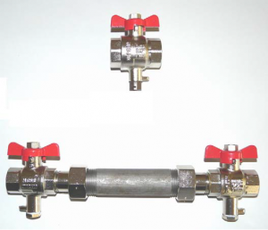 Spanner Pollux (SPX), Sensus, MID Erstausrüster-Set DN 15, 68505006
