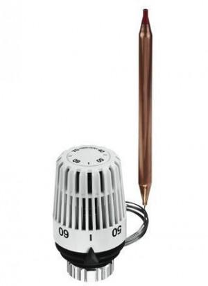 Heimeier Thermostatkopf K mit Anlege/Tauchfühler 40 - 70 °C