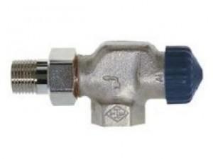 """Heimeier Thermostatventil 1/2"""" Axial mit geringem Widerstand"""