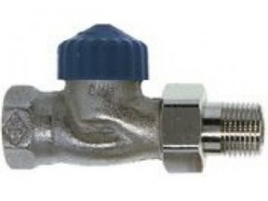 """Heimeier Thermostatventil 3/4"""" Durchgang mit geringem Widerstand"""