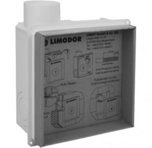 Limodor Unterputz-Einbaukasten compact-BR Brandschutz 81000