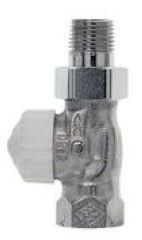 """Heimeier Thermostat-Ventilunterteil V-exact II 3/8"""" Durchgang"""