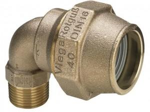 "Viega Maxiplex PE-Winkel-Verschraubung 20 mm x 1/2"" AG, Modell 9021"
